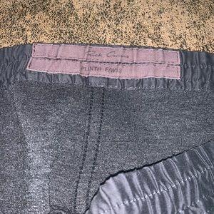 Rick Owens Pants - Rick Owens leggings s small